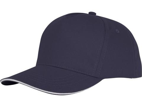 Ceto 5 panel sandwich cap