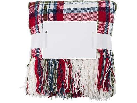 Chenille deken