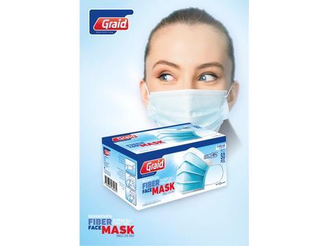 Chirurgische mondmaskers type IIR mondkapje