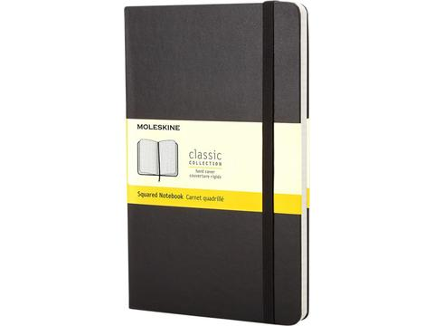 Classic Large soft cover notitieboek met effen papier