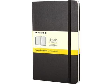 Classic Large soft cover notitieboek met stippel papier