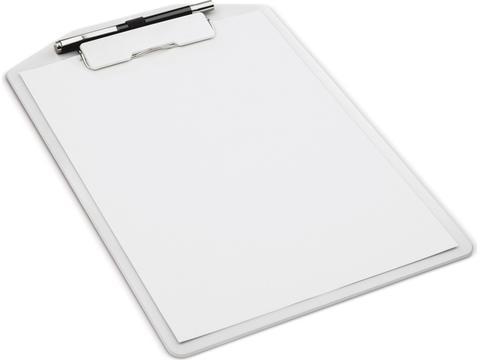 Presse-papier avec plaque logo