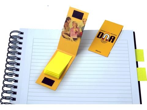 Clipnote bookmark