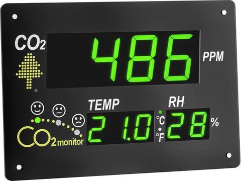 CO2 Monitor AIRCO2NTROL OBSERVER
