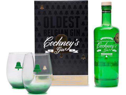 Cockney's Gin geschenk pakket