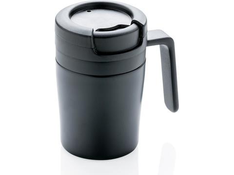 Coffee to go beker uit staal - 160 ml