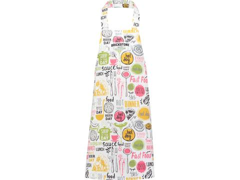 Reactive printed Aprons