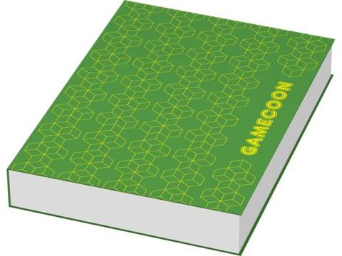 Combi notes markerset soft cover