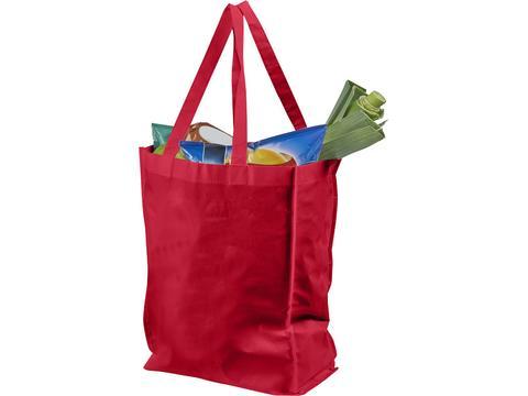 Conessa Mid-Size Laminated Shopper Tote