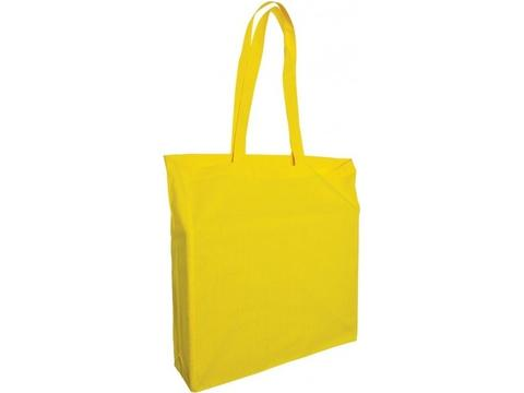 Cotton Bag With Souffle