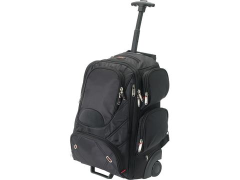 Proton checkpoint-friendly 17'' comp wheeled bpack