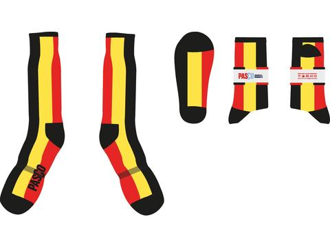 Custom chaussettes de football