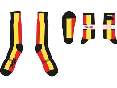 Custom chaussettes de football