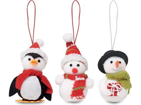 Set of 3 Christmas hangers