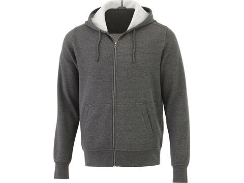 Sweater capuche full zip Cypress