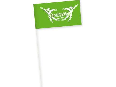 Promo vlaggetjes - papier