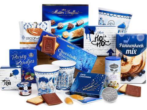 Delfts Kerstpakket
