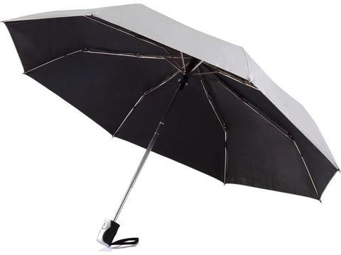 Deluxe 21,5 inch 2-in-1 automatische paraplu - Ø96 cm