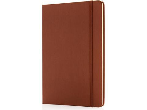 Deluxe hardcover A5 notitieboek