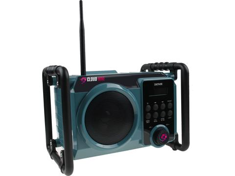 Denver Radio WRD-50 Personalized