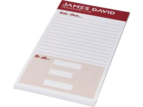 Desk-Mate® 1/3 A4 notepad