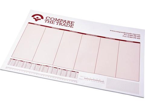 Desk-Mate® A3 notepad 50 sheets