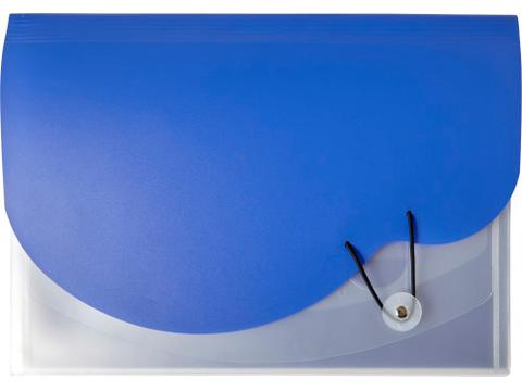 Porte-documents A4 en plastique