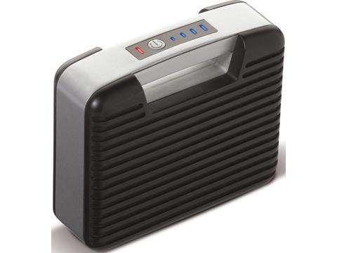 Draagbare Powerbank met Vibe Speaker - 6000 mAh