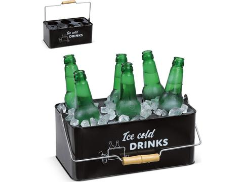 Plateau à boissons refroidisseur