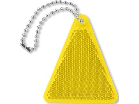 Reflector triangle shape