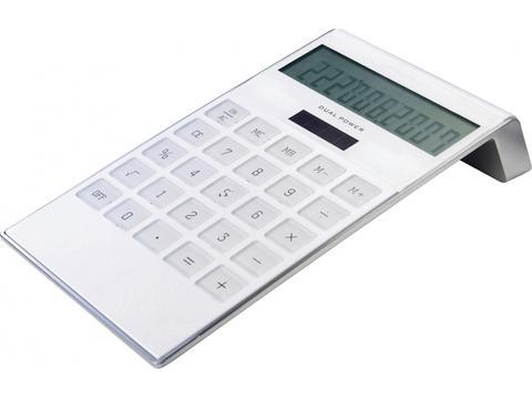 10-digit dual power calculator