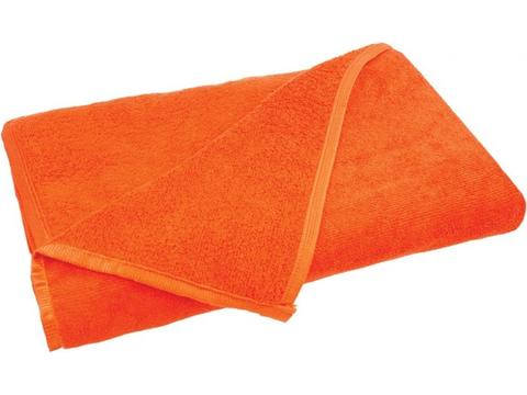 Dubbelzijdige handdoek