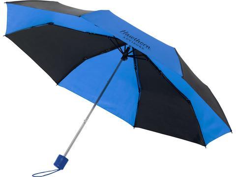 Duo kleuren paraplu - Ø96 cm
