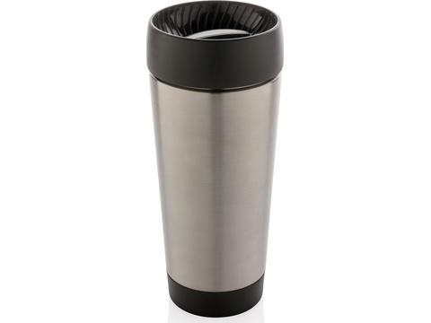 Easy clean vacuum coffee tumbler
