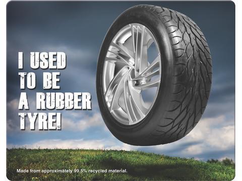 Tyre Brite-Mat Mouse Mat