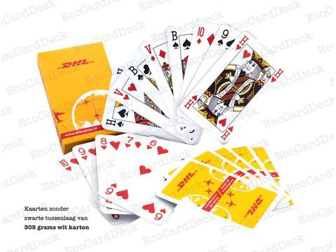 EcoCardDeck speelkaarten met doosje