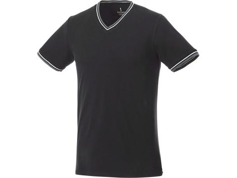 Elbert piqué heren t-shirt