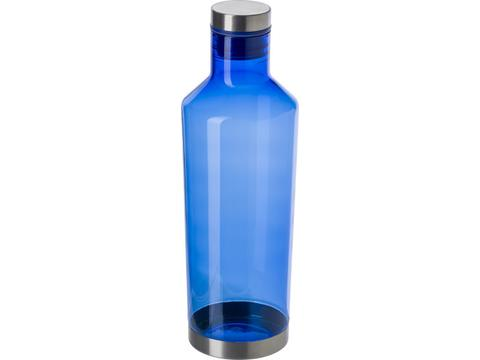 Elegante transparante waterfles - 850 ml