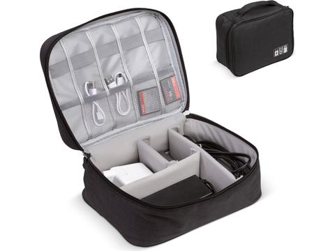 Travel Essentials electronics organizer