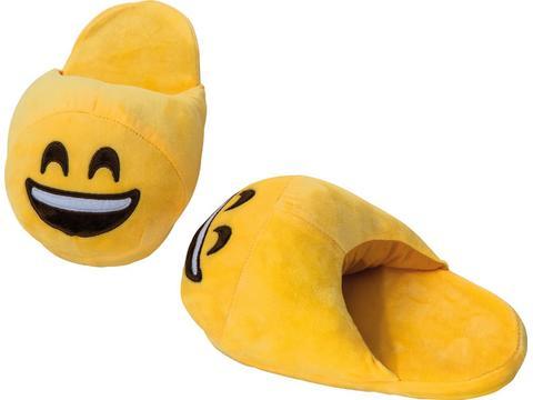 Pantoufle Emoji