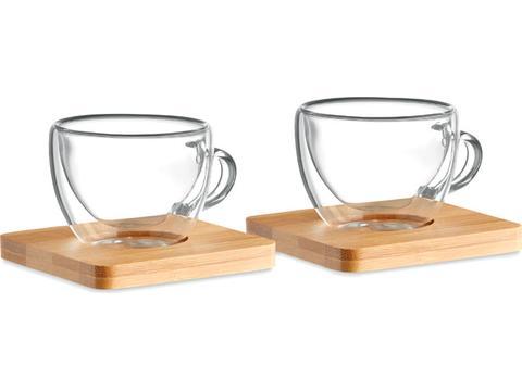 espresso glasses Belize