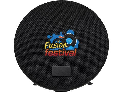 Fabric Bluetooth® speaker stand