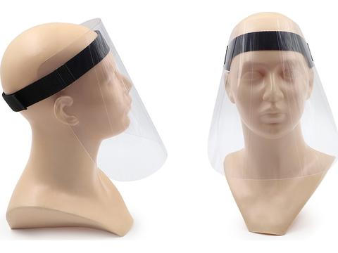 Face shield gelaatsscherm
