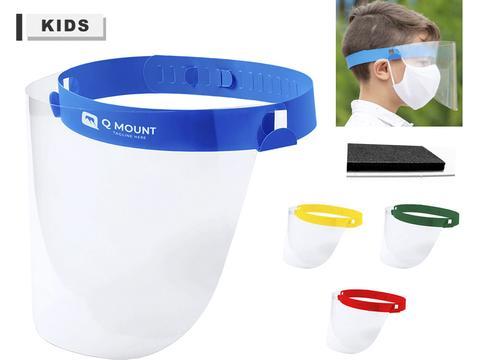 Face shield voor kids