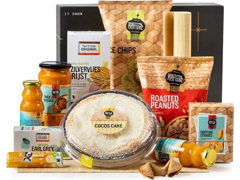 Kerstpakket Fair trade
