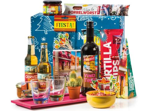 Christmas gift package Cuba