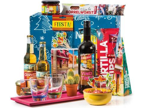Christmas gift package Cuba