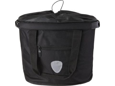 Bike basket with a 20-litre capacity
