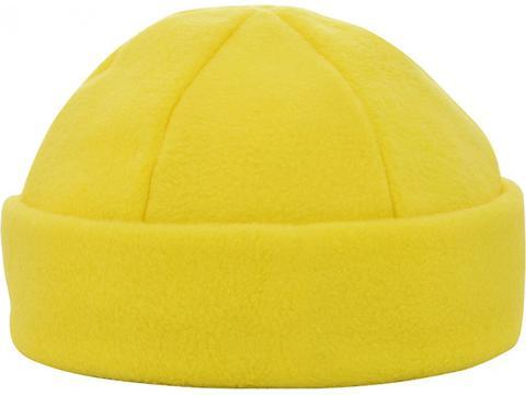 Fleece Winter Hat six panels
