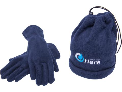 Ski Col & handschoenen